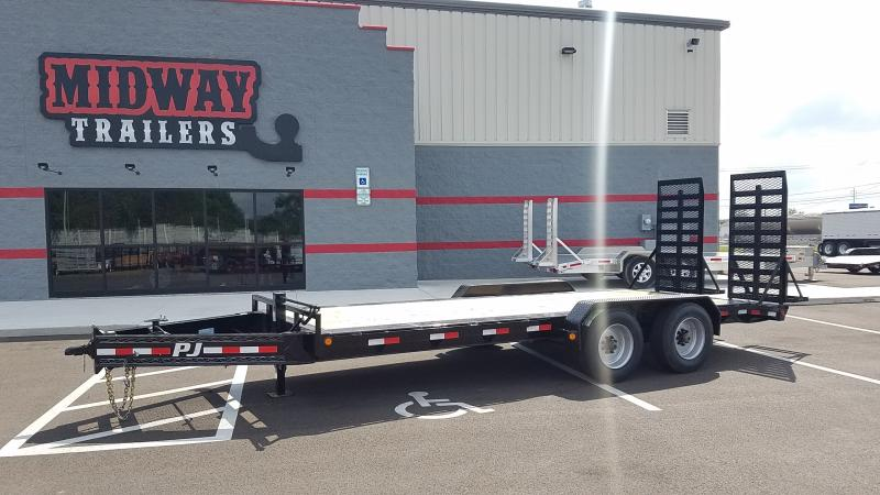 2019 Pj Trailers 7'x20' Equipment 16k