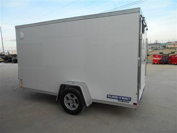 Sure-Trac 6X12 Pro Series Enclosed Cargo Trailer