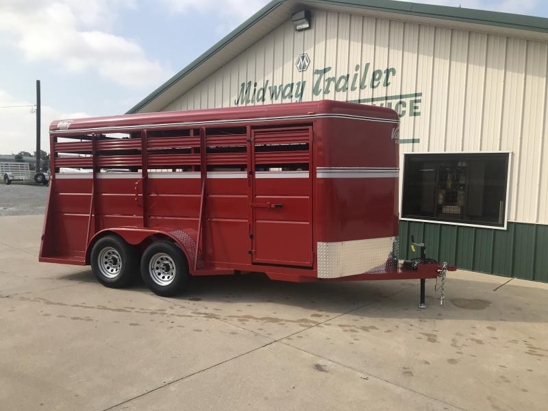 2019 Valley 6x16 Red