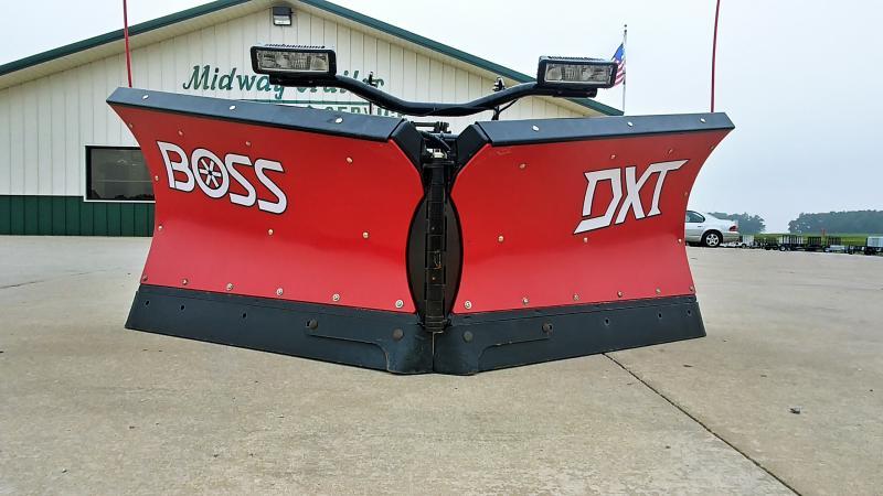 "2018 Boss 9'2"" Dxt Plow Poly"
