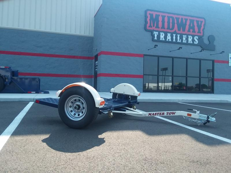"2018 Mastertow 80"" Car Dolly W/ Elec. Brakes"