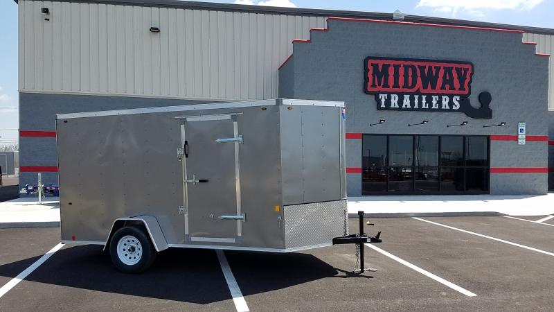 2019 Interstate 7'x12' Enclosed 3k