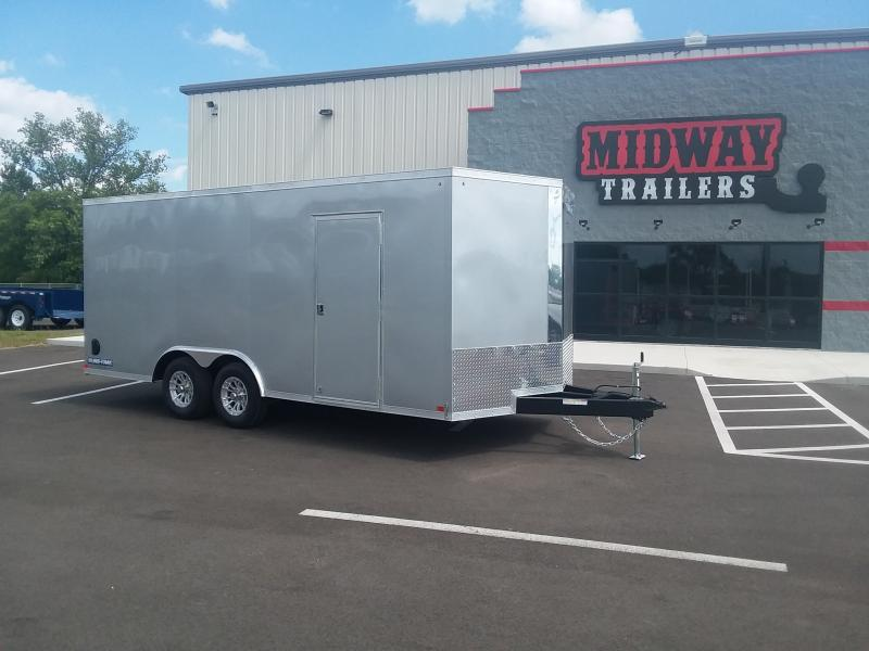 2019 Sure-trac 8.5'x18' Enclosed Tor 10k Silver