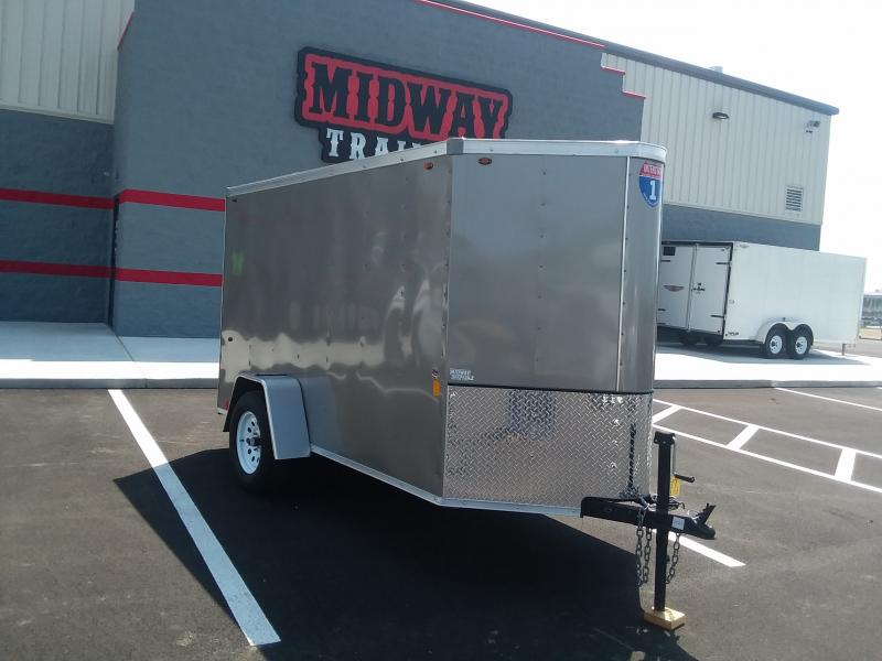2019 Interstate 5'x10' Black 3k