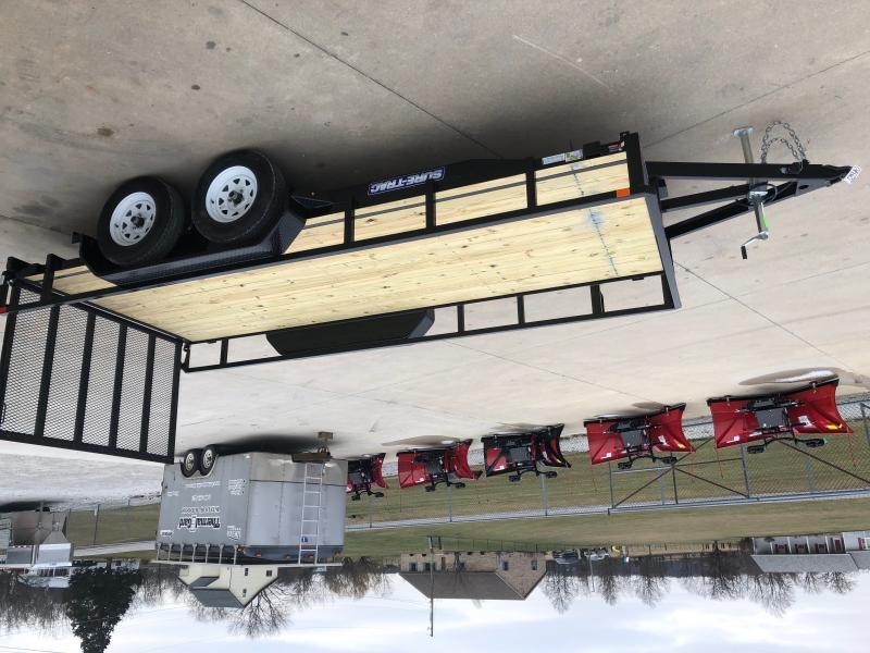 2019 Sure-trac 7x16 Tube Top 7k