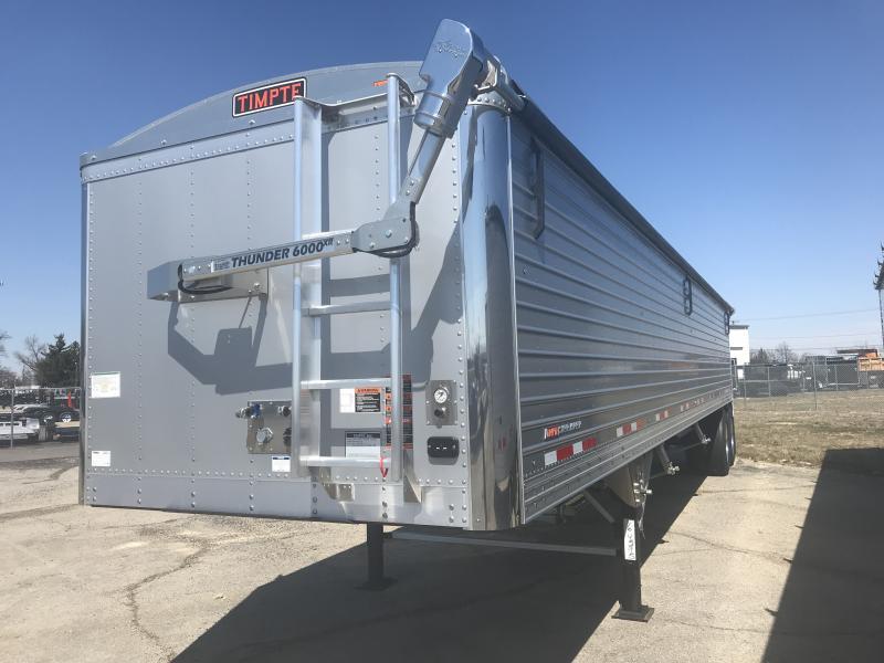 2019 Timpte Stock 40' Grain Hopper