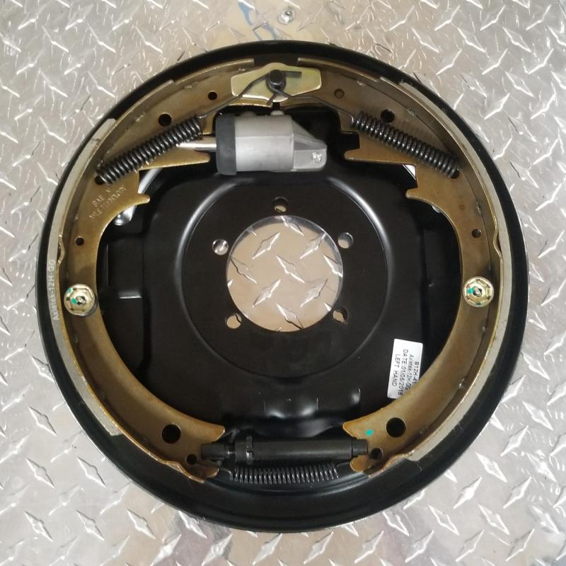 Hydraulic Brake Assembly; 12 in. x 2 in. Left Hand - 7000 lb.