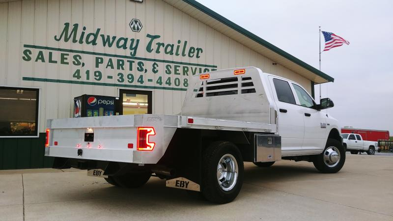 """2018 Eby 8'6""""x 101.25"""" """"truck Bed"""