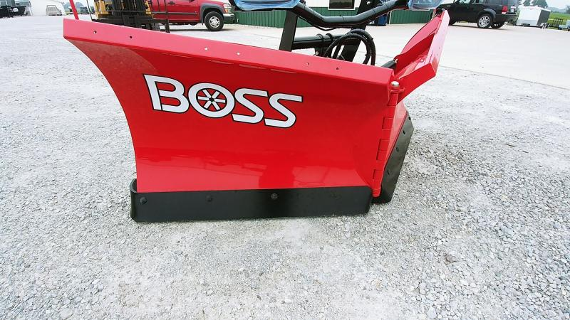 "2019 Boss 8'2"" Vxt Plow Steel"
