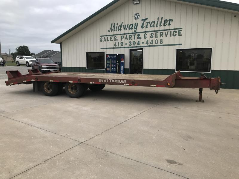 2000 20+5 Best Trailers 8.5x20+5 Deckover