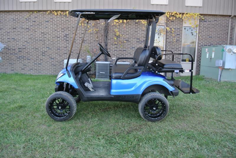 2014 Yamaha DRIVE Gas golf cart #1149