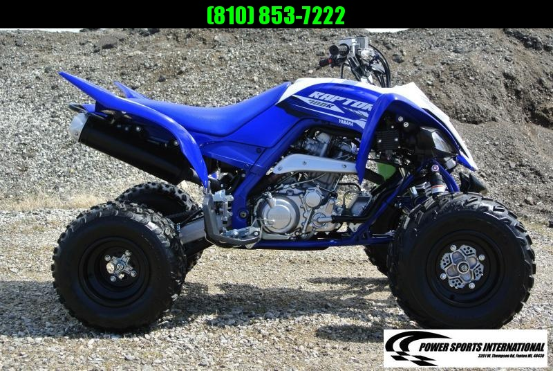 2018 Yamaha Raptor 700R Team Edition Sport ATV Quad #1889