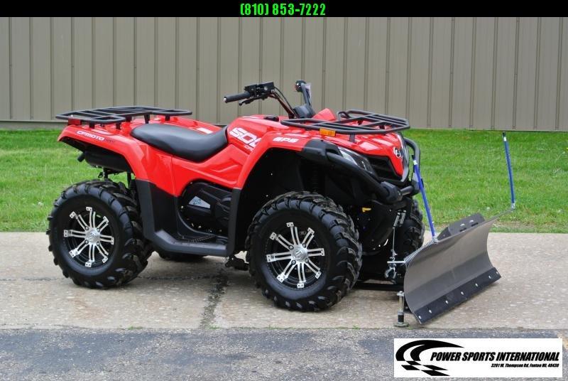 2019 CFORCE500S EFI EPS with $1500 in extras 4X4 ATV #500S