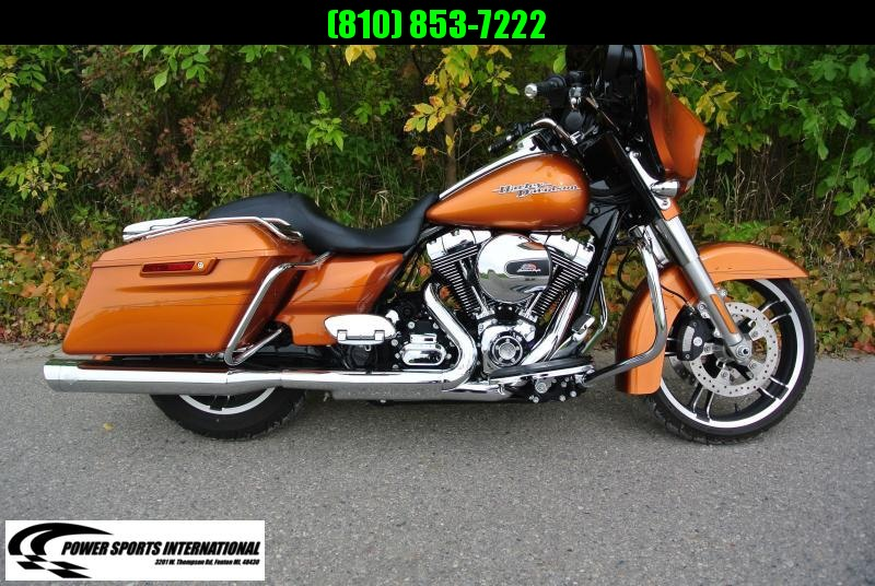 2014 Harley Davidson Street Glide Special Edition Motorcycle  #6188
