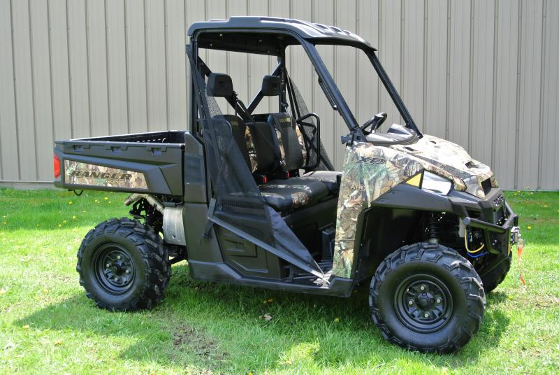 2017 POLARIS RANGER XP 1000 EPS CAMO LIMITED EDITION #5642
