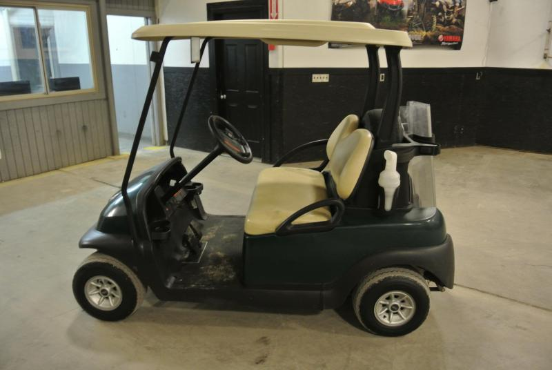 2013 Club Car Precedent 48V Golf Cart Green #8243