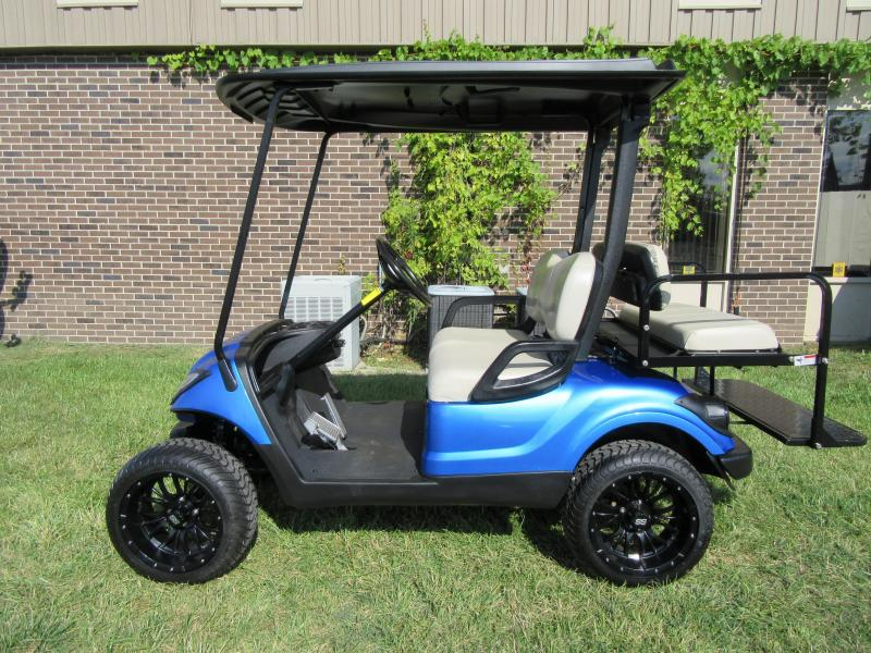 2008 Yamaha Drive Electric 48v Golf Cart