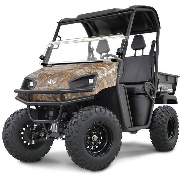 2018 American Land Master LS677 EFI EPS Special Edition Utility Side-by-Side (UTV) #0242