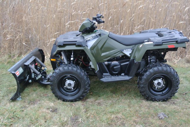 2016 Polaris Sportsman 450 EFI Hunter Green ATV #9752