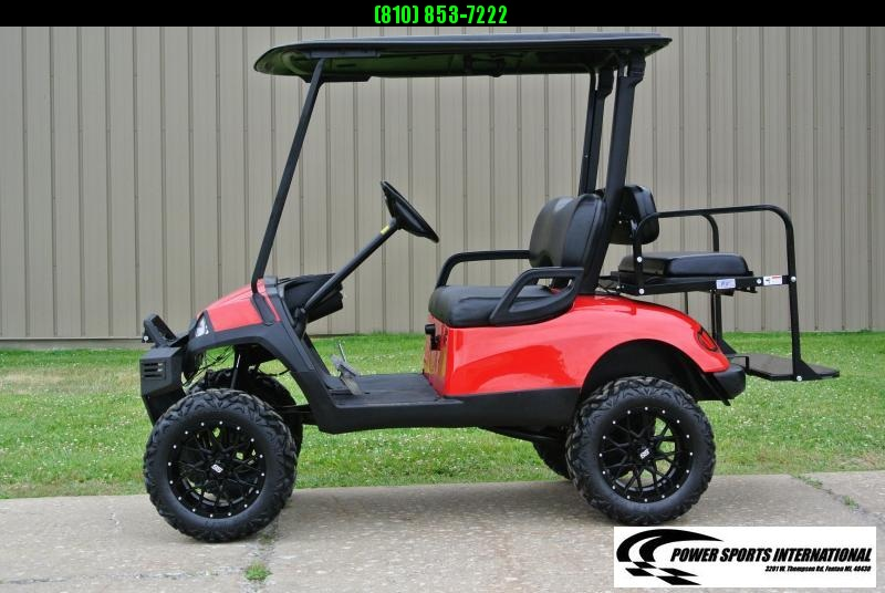 2011 Custom Yamaha Drive GAS POWERED Golf Cart #6763
