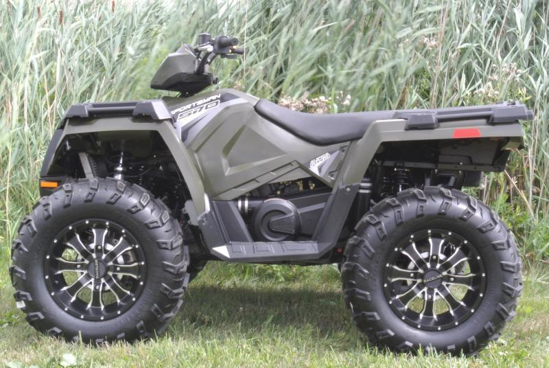 2017 POLARIS SPORTSMAN 570 (ELECTRIC FUEL INJECTION) 4X4 ATV #2561
