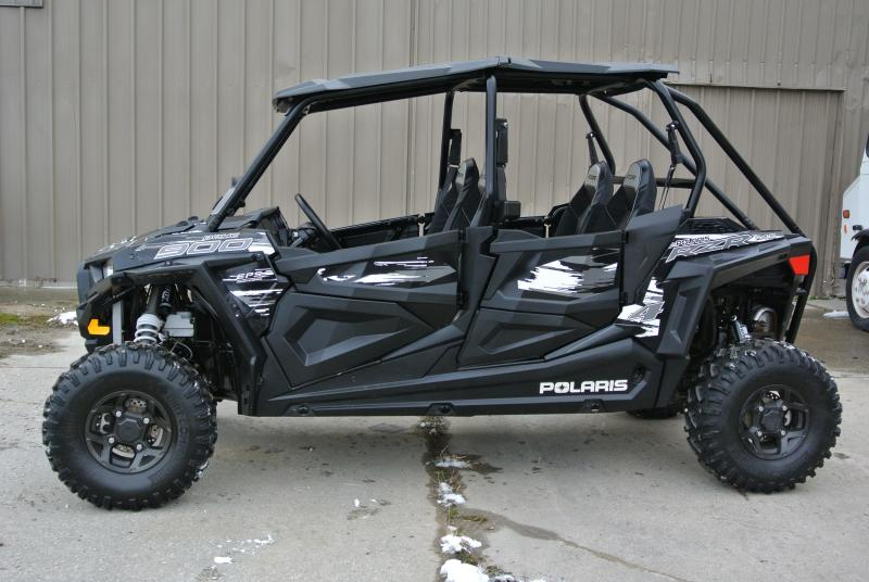 2018 POLARIS RZR S4 900 EPS 4-Seater Black Sport Side-by-Side #9394
