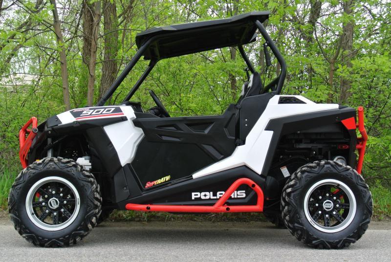 2016 POLARIS RZR 900 Side by Side w/ extras  #2182