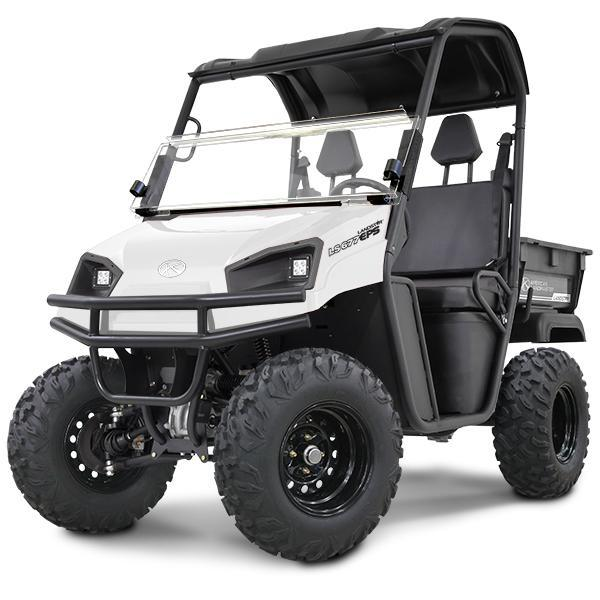 2018 American Land Master LS677 EFI EPS WHITE Utility Side-by-Side (UTV)