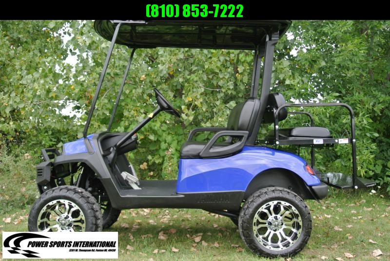2013 Yamaha Drive 48v Custom Lifted Golf Cart with Extras  #6040