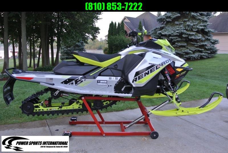 2018 SKI-DOO XRS RENEGADE 850R E-TEC Snowmobile #0051