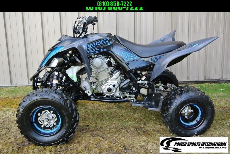 2017 Yamaha Raptor 700R SPECIAL EDITION Sport ATV Quad #9248