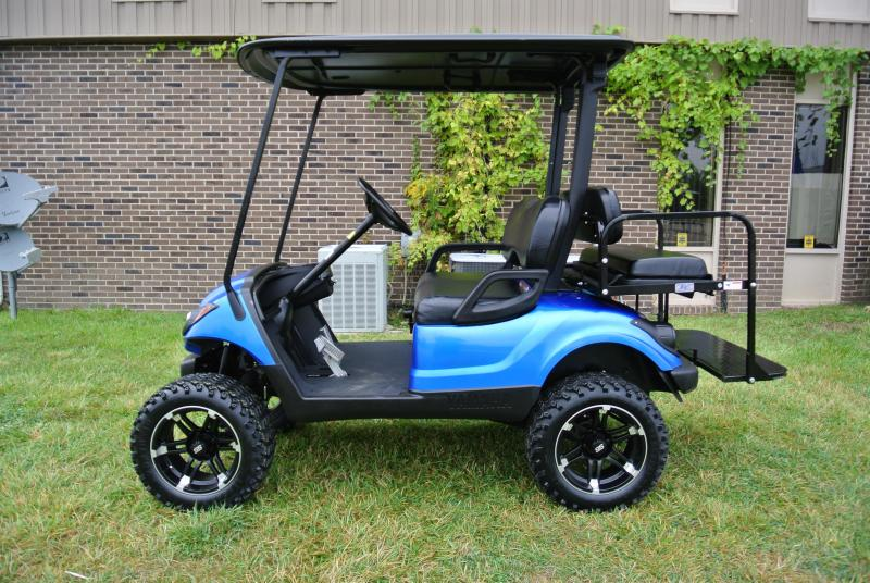 2014 Yamaha DRIVE Gas golf cart #1680