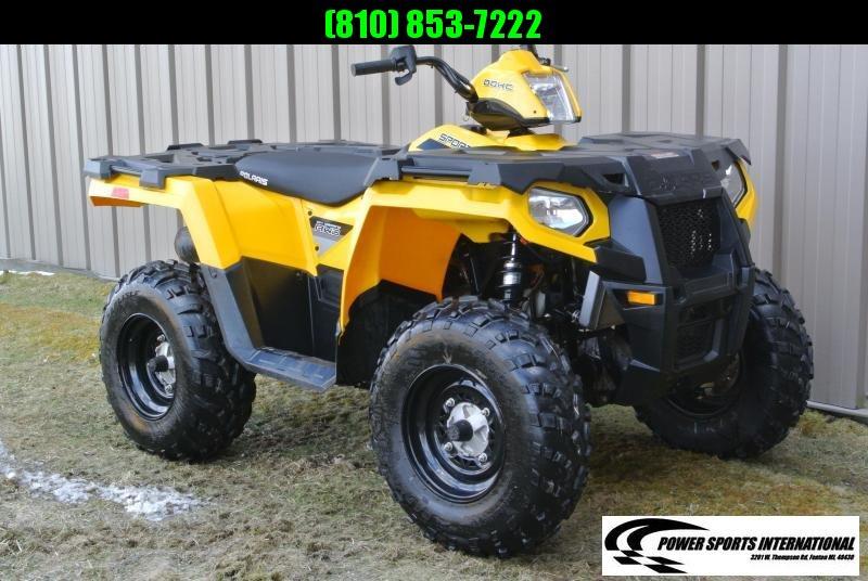 2016 POLARIS SPORTSMAN 570 EFI 4X4 ATV #6881