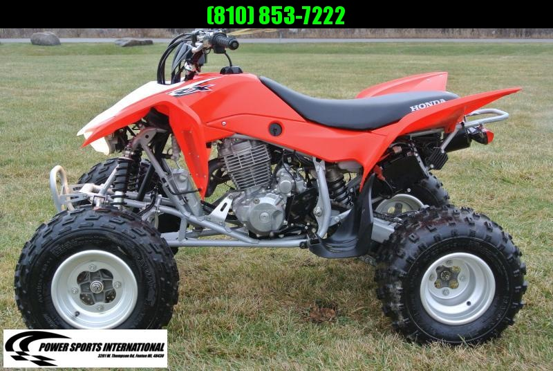 2014 HONDA TRX400EX SPORT ATV  Low Hours #2473