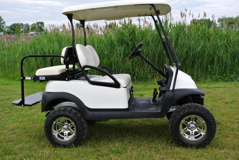 2013 Club Car Precedent Custom Lifted Gas Golf Cart #1703