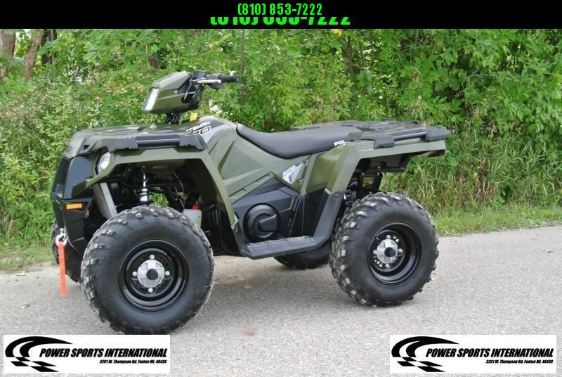 2018 POLARIS SPORTSMAN 570 (ELECTRIC FUEL INJECTION) #4930