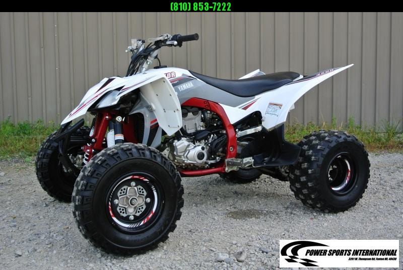2018 YAMAHA YFZ450R SPECIAL EDITION SPORT ATV Fuel Injected #1328