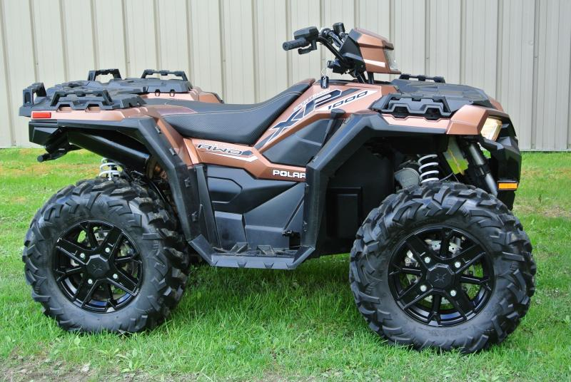 2017 POLARIS SPORTSMAN XP 1000 XP Matt Copper Limited Edition #0682