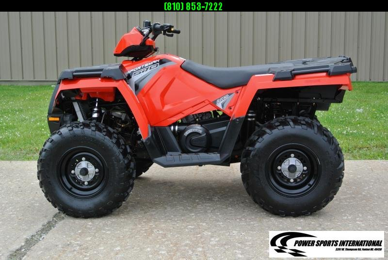 2017 POLARIS SPORTSMAN 570 EFI Electronic Power Steering 4X4 ATV #7216