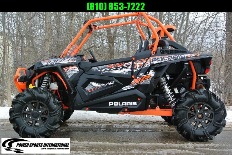 2015 POLARIS RZR XP 1000 HIGH LIFTER (ELECTRIC POWER STEERING) #9323