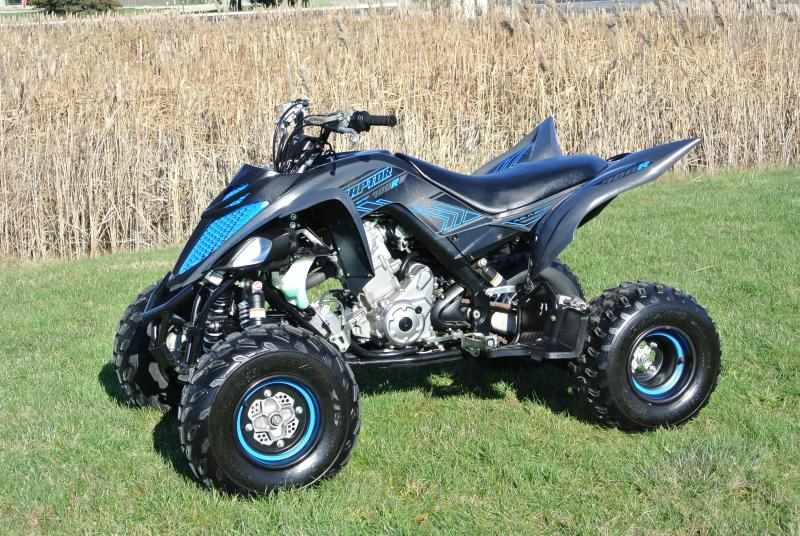 Yamaha Raptor Honda TRX and Can Am Youth Sport ATV's **On Sale** Now.