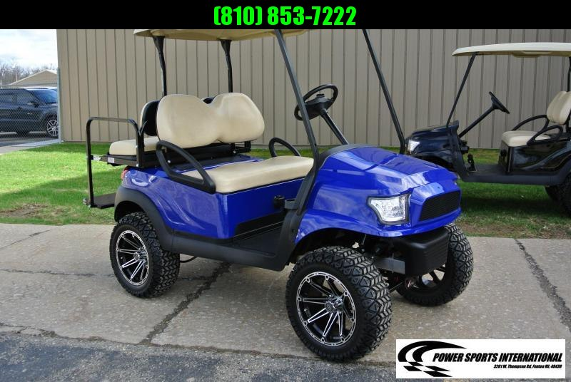 2014 Custom Painted Club Car Precedent 48V Electric Golf Cart #8540