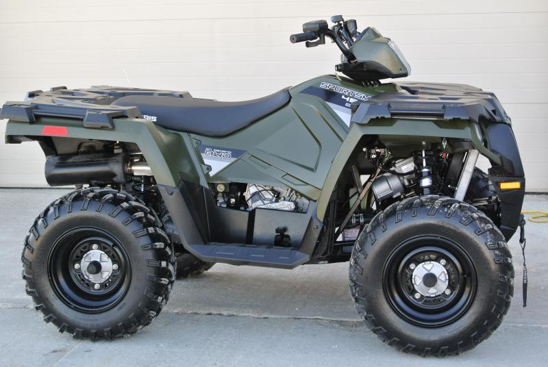 2016 POLARIS SPORTSMAN 450 EPS SAGE GREEN #7017
