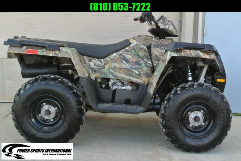 2015 POLARIS SPORTSMAN 570 CAMOUFLAGE 4X4 ATV #2097