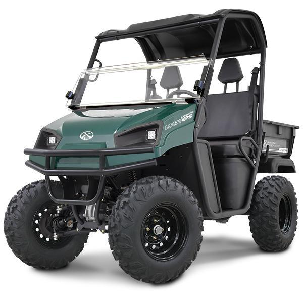 2018 American Land Master LS677 EFI EPS GREEN Utility Side-by-Side (UTV)