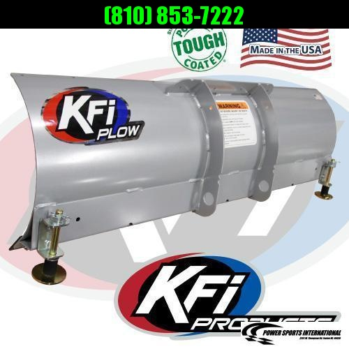 """2017 KFI 60"""" Open Trail Plow and Winch System FREE INSTALLATION!!!!"""