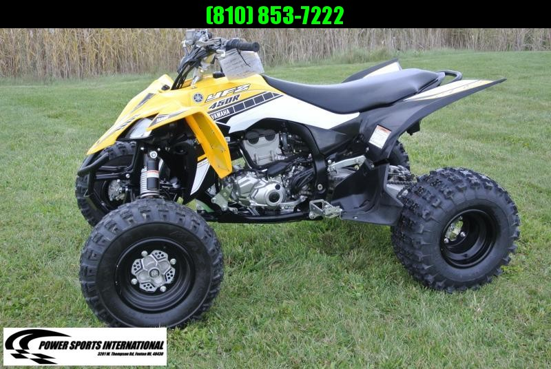 2016 YAMAHA YFZ450R SPECIAL EDITION SPORT ATV with EXTRAS #2091