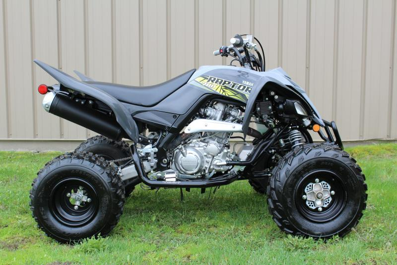 2019 Yamaha Raptor 700 Metallic Edition Sport ATV Quad #1682
