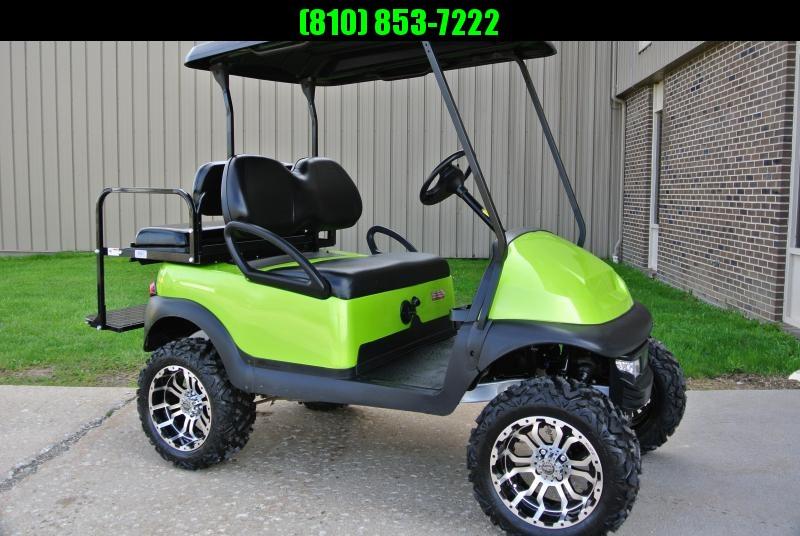 2015 Club Car Precedent Fuel Injected Gas Golf Cart #7330