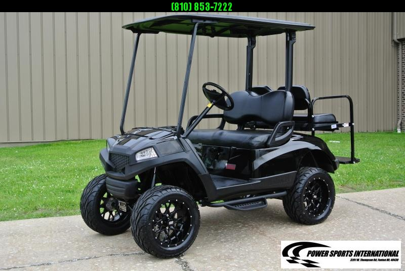 2011 Custom Yamaha Drive GAS POWERED Golf Cart #4154